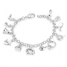 Links Charm Bracelet H426