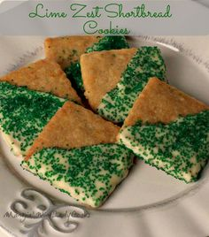 Shortbread Cookies w