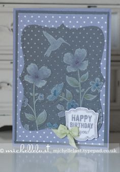 Wildflower-meadow chalkboard tecnique, stampin up, whisper white ink, michelle last, stampin up demo, label love