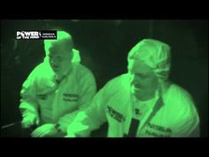 Fatty & Big Marn in the dark - Nissan Navara Power Of The Mind - NRL FOOty Show