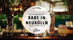 Autorin Juliane ist Profi in Sachen Drinks und hat für spirituelle Abende zwischen Bar und Bordsteinkante die schönsten Bars in Neukölln kuratiert.