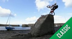 """Danny MacAskill - """"Way Back Home"""". Must watch because epic."""