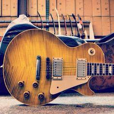 Gibson '59 Les Paul Reissue VOS in Lemonburst