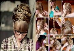 braid-hair-2 - Find Fun Art Projects to Do at Home and Arts and Crafts Ideas