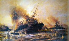 French battleship Bouvet, sinking after hitting a mine: Gallipoli campaign Part I: the Naval Bombardment, March 1915 in the First World War Triple Entente, Hms Ark Royal, Turkish Soldiers, Turkish Army, World War One, First World, Brazilian Lemonade, Gallipoli Campaign, Empire Ottoman