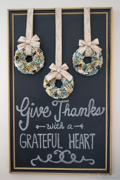 DIY Thanksgiving Min
