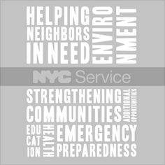 NEW YORK CITY - if you want to help but dont know where to look, check out NYC Service and they will help match you up with Sandy relief volunteer opportunities http://www.nycservice.org/pages/pages/8 #StepUP4Good