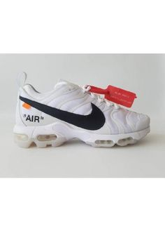 best authentic 79ac7 9f10a UA Air Max Plus Tn Ultra X Off White for Sale