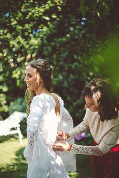 La boda de Lucía y Joaquín I ©Volvoreta