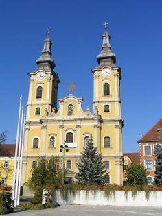 Miskolc - Minorite Church - Miskolc, Borsod-Abauj-Zemplen