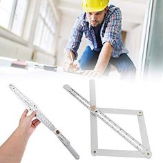Corner Angle Finder - D y M Desarrolladora S.A - Corner Angle Finder This amazing measuring tool saves you both time and effort! The great gift especially for someone who loves - Construction Tools, Diy Home Repair, Home Gadgets, Cool Inventions, Home Repairs, Diy Home Improvement, Carpentry, Wood Projects, Woodworking Projects