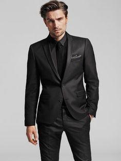 One Logan Blazer NOOS T, Black, main