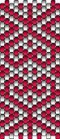 Beading: Peyote Stitch Pattern 1