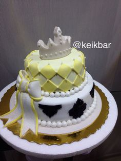 Cake cumpleaños princess