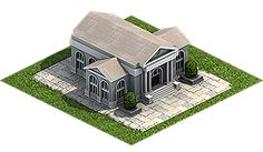 #isometric #house