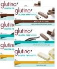 Glutino – Gluten Free Wafer Cookies Variety 6 Pack [Lemon, Vanilla and Milk Chocolate]