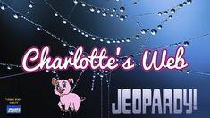 Charlottes Web Jeopardy Google Slides