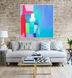 Hey, I found this really awesome Etsy listing at https://www.etsy.com/listing/217591819/abstract-painting-giclee-print-modern