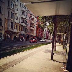 #Berlin (at Landesberger Allee)