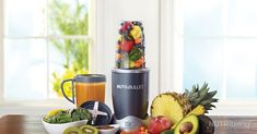 NutriBullet educational infographics support healthy living with recipes, how to's, nutrition facts, health studies & more.