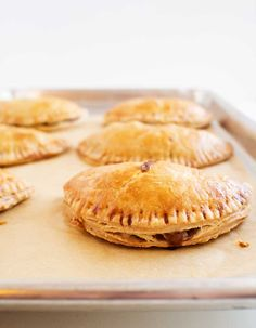 Butternut Refried Black Bean Empanadas | thekitchenpaper.com