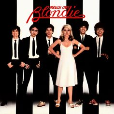 Parallel Lines - Blondie - 1978 Greatest Album Covers, Iconic Album Covers, Rock Album Covers, Classic Album Covers, Music Album Covers, Music Albums, The Who Album Covers, Box Covers, Beatles