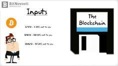 Блокчейн. Вводы и выводы. | BitNovosti.com