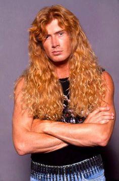 Heavy Metal Music, Heavy Metal Bands, Nick Menza, Marty Friedman, David Ellefson, Dave Mustaine, Joan Jett, Music Pictures, Thrash Metal