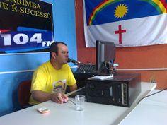 PROF. FÁBIO MADRUGA: ENTREVISTA NA RÁDIO 104 FM !