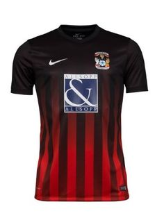 Coventry City Home and Away Kits Released - Footy Headlines Coventry City Fc, British Football, Team Wear, Football Kits, Home And Away, Mens Tops, Shirts, Club