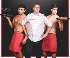 Restaurant with scantily-clad male waiters to open in Texas