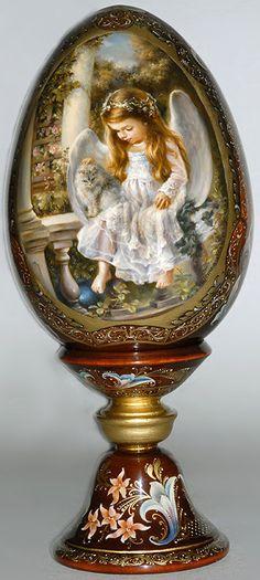 Маленький ангел «Мастерская раритетов Монаховой»