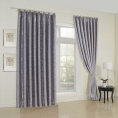 Geometric Neoclassical Grey Blackout Curtains  #curtains #decor #homedecor #homeinterior #brown
