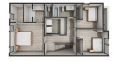 Type: Two Storey Bedrooms: 3 Baths: Legal Secondary Suite Areas: * Basement: 850 sq ft * Floor: 850 sq ft * Floor: ft * Total Living Area: 1649 sq ft Width: Depth: Minimum Lot Width: wide Narrow Lot House Plans, Simple House Design, Container House Plans, Micro House, 2nd Floor, Living Area, Floor Plans, Layout, Urban