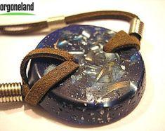 Orgone Energy Bracelet  - Hand made Orgonite - Life Force Energy Device - EMF Blocker Product - FREE Shipping - FREE Gift