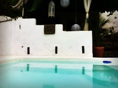 The pool with a view at laCultura B&B Casa Rural, Cutar, Axarquia,