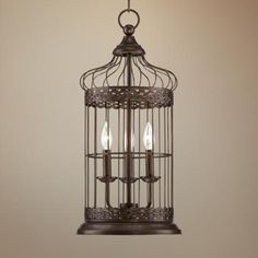 """Franklin Iron Works Byzantine Dome 11"""" Wide Pendant Light - lamps plus  style V8560   $150"""