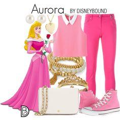 Disney Bound - Aurora