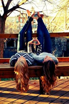 20 Fun and Creative Best Friend Photoshoot Ideas - IdeaStand Questions To Ask, This Or That Questions, Besties, Poses, Photoshoot, Fall, Harem Pants, Polyvore, Photography