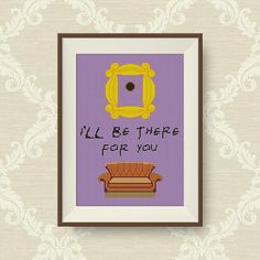 Hey, I found this really awesome Etsy listing at https://www.etsy.com/listing/268563250/buy-2-get-1-free-ill-be-there-for-you
