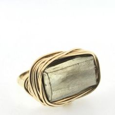 Ring |  Judith Bright.  Ametrine and 14kt gold