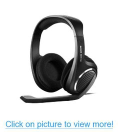 Sennheiser PC 323D Gaming Headset Gaming Headset, Computer Accessories, Headphones, Electronics, Games, Headpieces, Ear Phones, Gaming, Plays