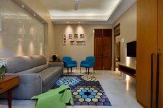 Salas / recibidores de estilo moderno por Aum Architects