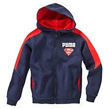 Superman™ Boys' Hooded Sweat Jacket