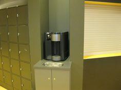 Chiller waterkoeler in aula Metameer College