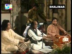 Mehdi Hassan Live: Ranjish Hi Sahi (BBC) - YouTube