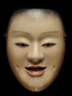 慈童 http://nohmask.jp/jidou/  Jidou