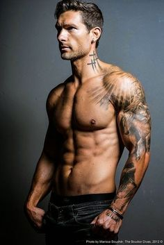 half sleeve tattoos for men roses - Google Search