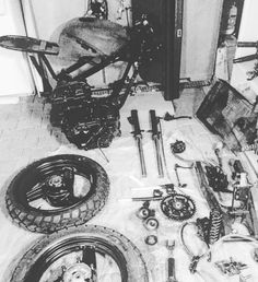 This build comes to us from Cosmin Andrei. Below he talks about the build in his own words. Our names are Cosmin and Paul. We are the guilty dudes that started this. My friend Paul had in his garage a Kawasaki GPZ 500s in good condition (just ugly from our point of view). We wanted …