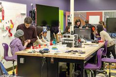 Stanford 'Makers-in-Residence' program gives teens taste of real-world engineering